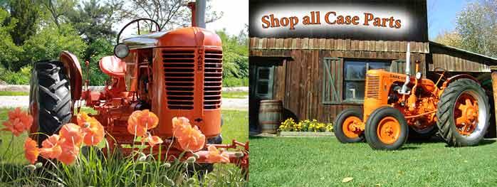 Case Tractor Restoration Information