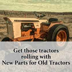 Case Tractor Parts and Information
