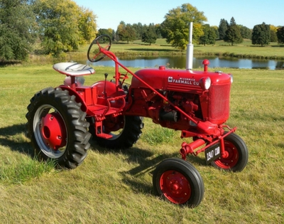 Farmall Cub Tractor Parts @ Steiner Tractor Parts