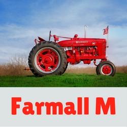 Farmall M Tractor Parts