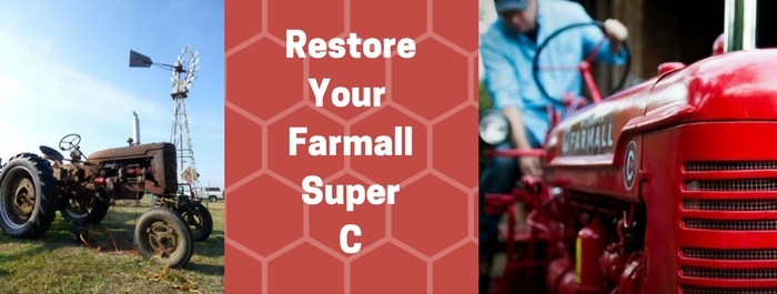 Farmall Super C Header