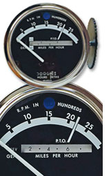 Outfit your Next Generation with a new tachometer