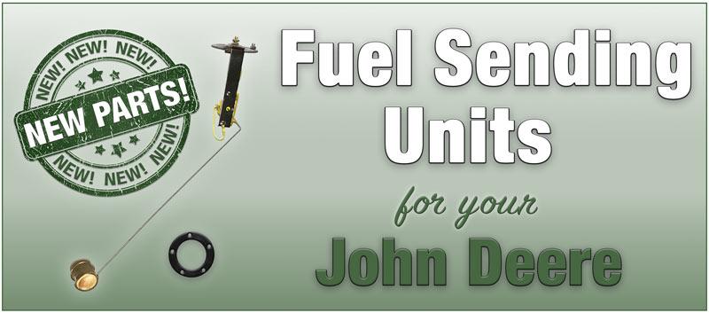 Fuel Sending Units for John Deere