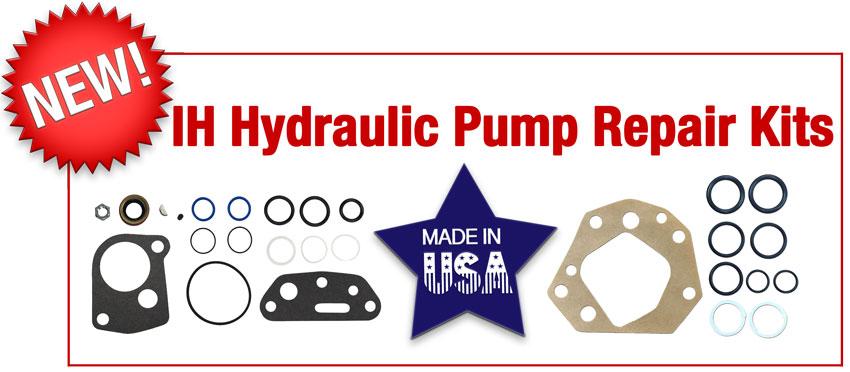 IH Hydraulic Repair Kits