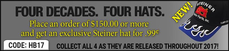 HB17 - $0.99 Hat