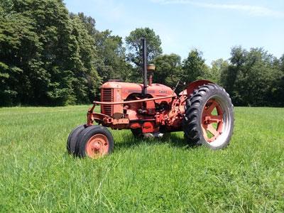Case Tractor Parts: Buy New Restoration Parts For Antique Case Tractors