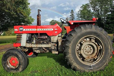Massey Ferguson Tractor Parts: Buy New Parts For Old MF Tractors