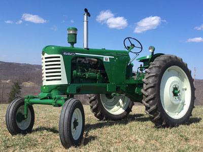 Oliver Tractor Parts | White Tractor Parts: Affordable New ... on