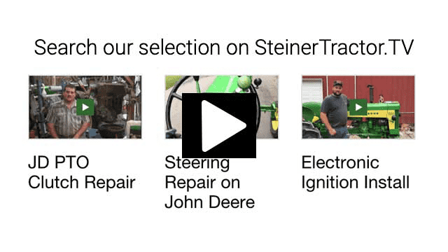 Excellent Steiner Tractor Parts New Restoration Parts For Antique Tractors Wiring Cloud Oideiuggs Outletorg